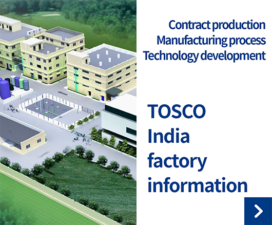 TOSCO India factory information